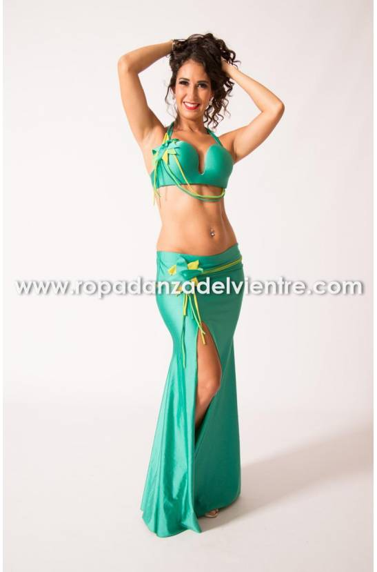 Costume simple danse orientale Seyyal